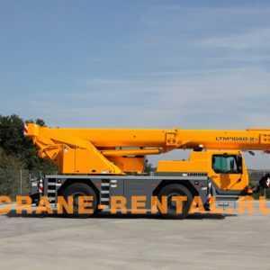 Liebherr 40 тонн LTM 1040